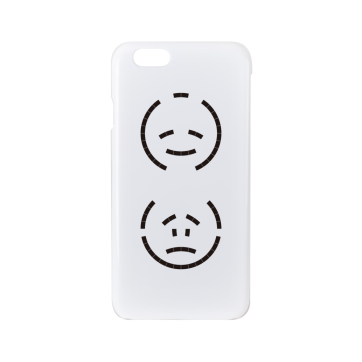 Happy or Not -iPhone case