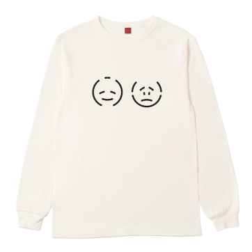 Happy or Not - Long sleeve shirt