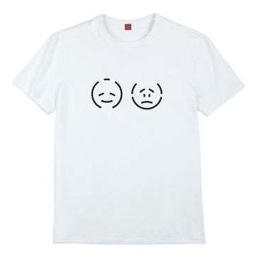 Happy or Not -T-shirt